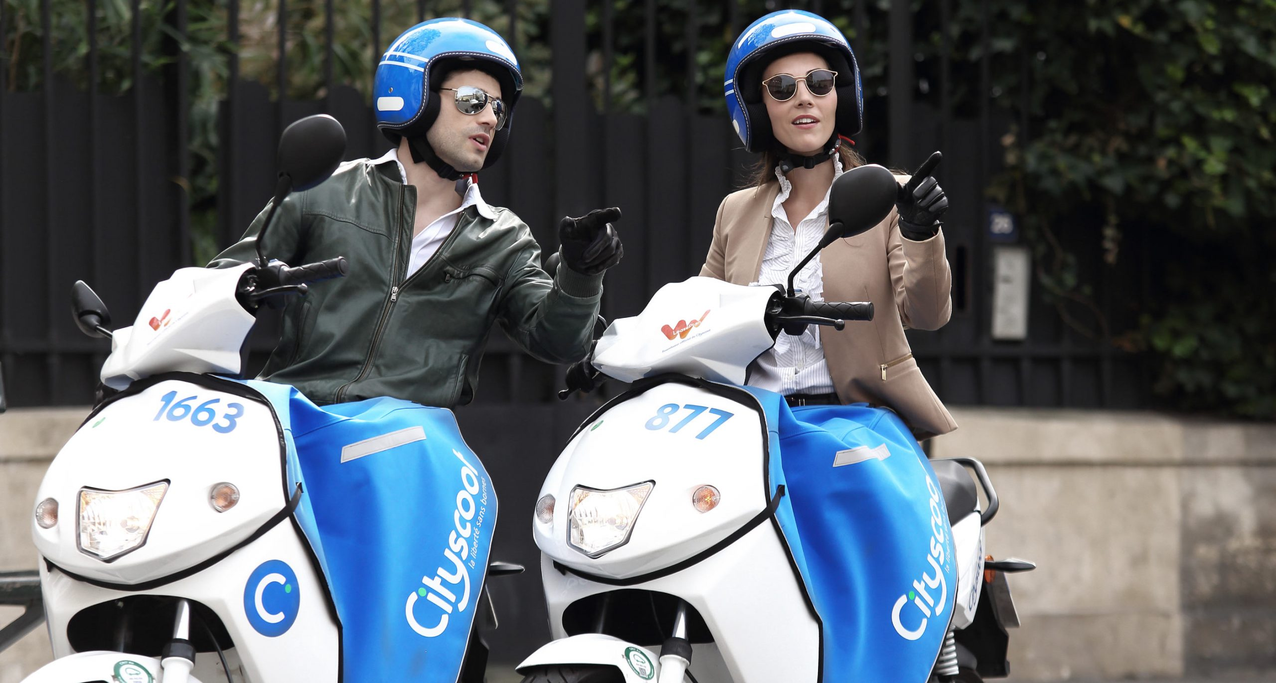 Scooter CityScoot